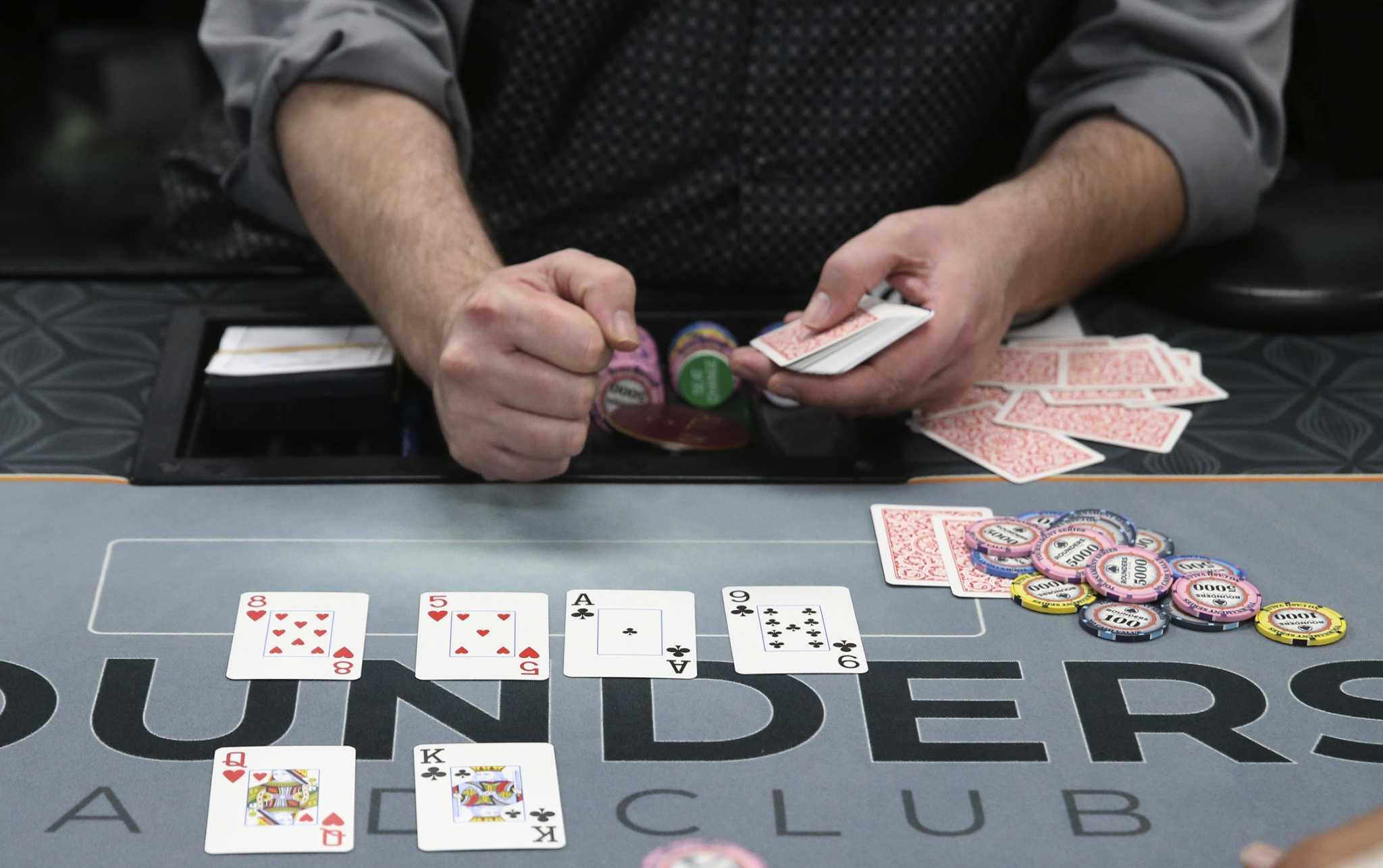 Cara Bermain Game Poker Texas Holdem Untuk Pemula