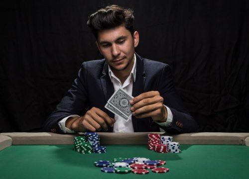 online poker atm